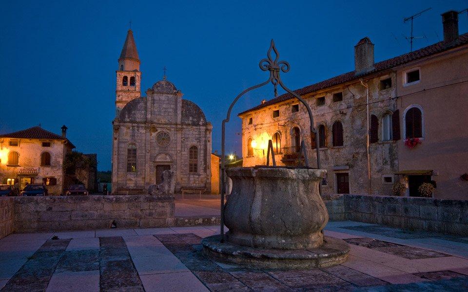 Istria landmarks